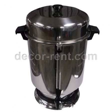 100 Cup Polished Tea or Coffee Urn Rental