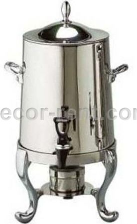 50 Cup Polished Tea Coffee Samovar Rental
