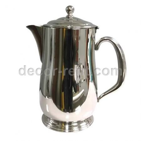 70 OZ Polished Coffee Pot Rental