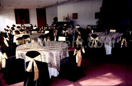 Black and Gold Corporate Event. (By AP CREATIONS).