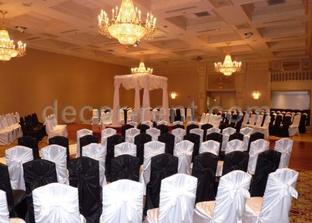 Ceremony. Toronto Chair Cover Rentals and Decor.