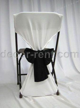 Folding Chair Back Cover Rentals Toronot Rent Folding