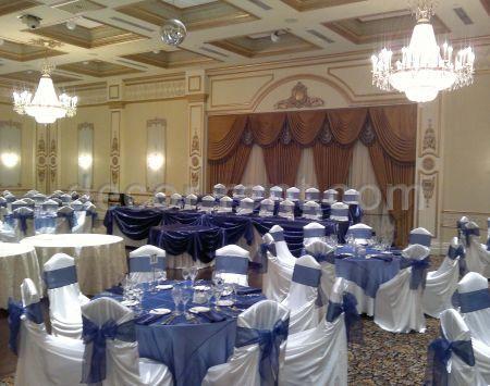 Decor Rent Com Winter Wedding Decor At Venetian Banquet