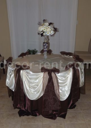 Head table decor toronto wedding decorations toronto wedding sweet table decor toronto by decor rent junglespirit Choice Image