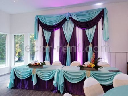wedding backdrops decor rentals toronto