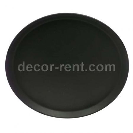 Round Bar Tray Rental